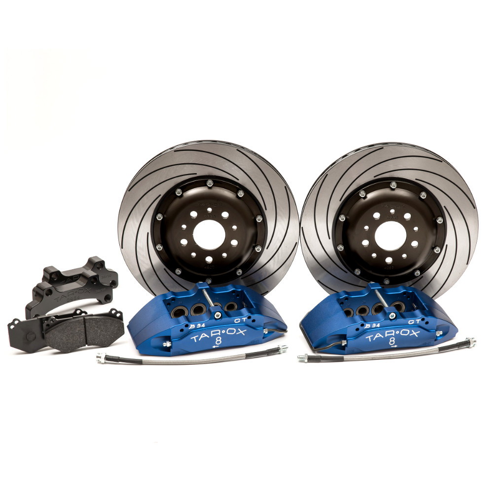 TAROX Brake Kit – Porsche Boxster (986) All models – Super Sport – KMPO1257