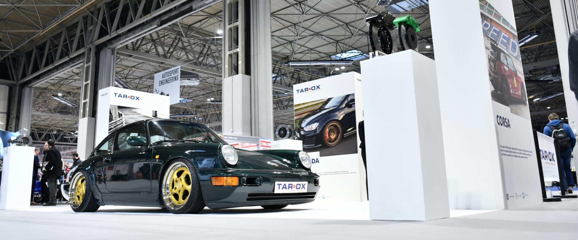 TAROX Porsche 911 964