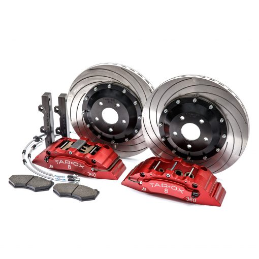 TAROX Brake Kit – Renault Clio III RS 2.0 197 – Super Sport – KMRE1055