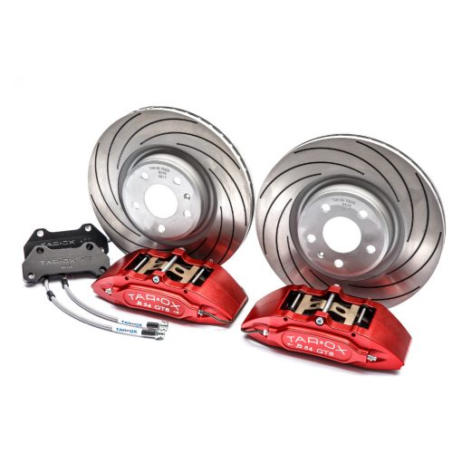 TAROX Brake Kit – Mercedes CLK (C208) 200K – 230K – Super Sport – KMME0523
