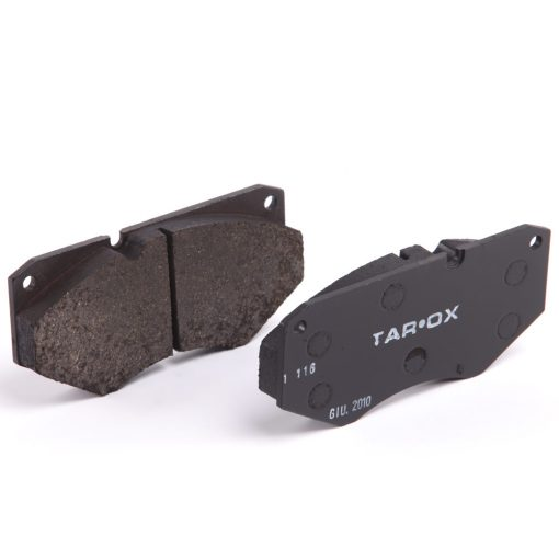 Front TAROX Brake Pads - Abarth 595 Turismo - Competizione