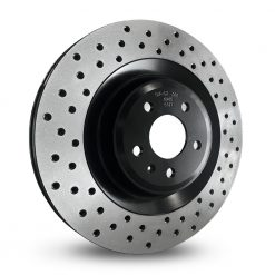 Rear TAROX Brake Discs – Porsche Boxster (987) (24mm) – D95