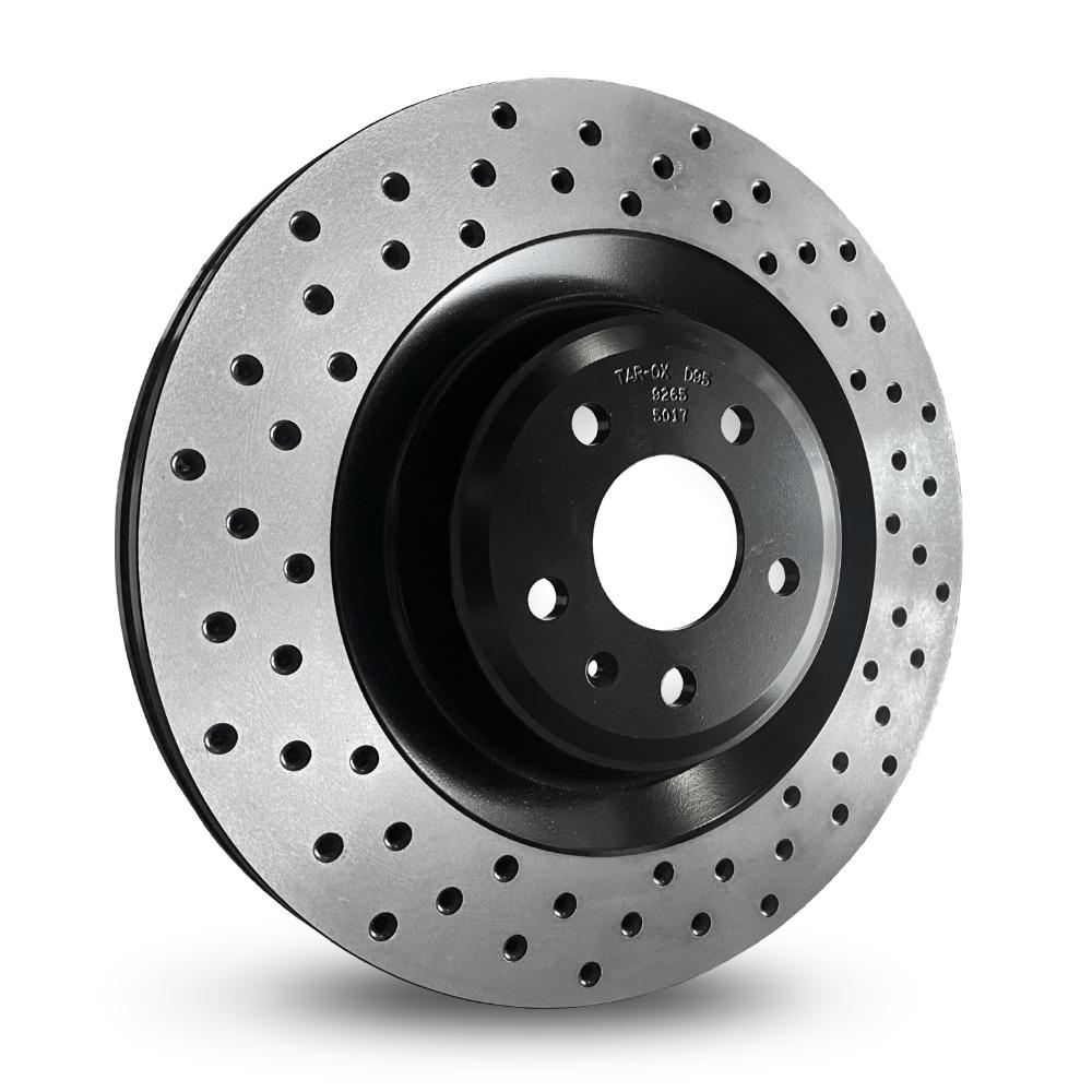 Front TAROX Brake Discs – Volkswagen Golf Mk4 R32 – Bespoke