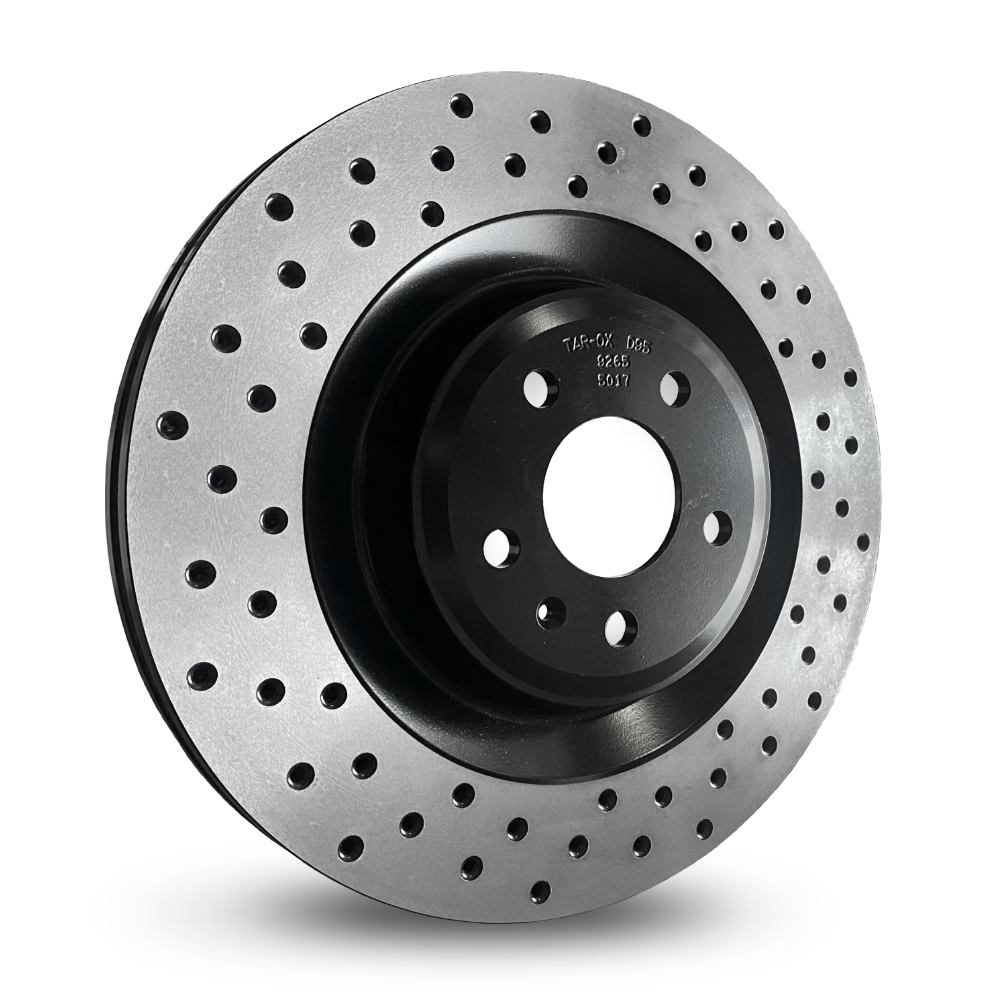 Front TAROX Brake Discs – Porsche Boxster (987) 2.7 – D95