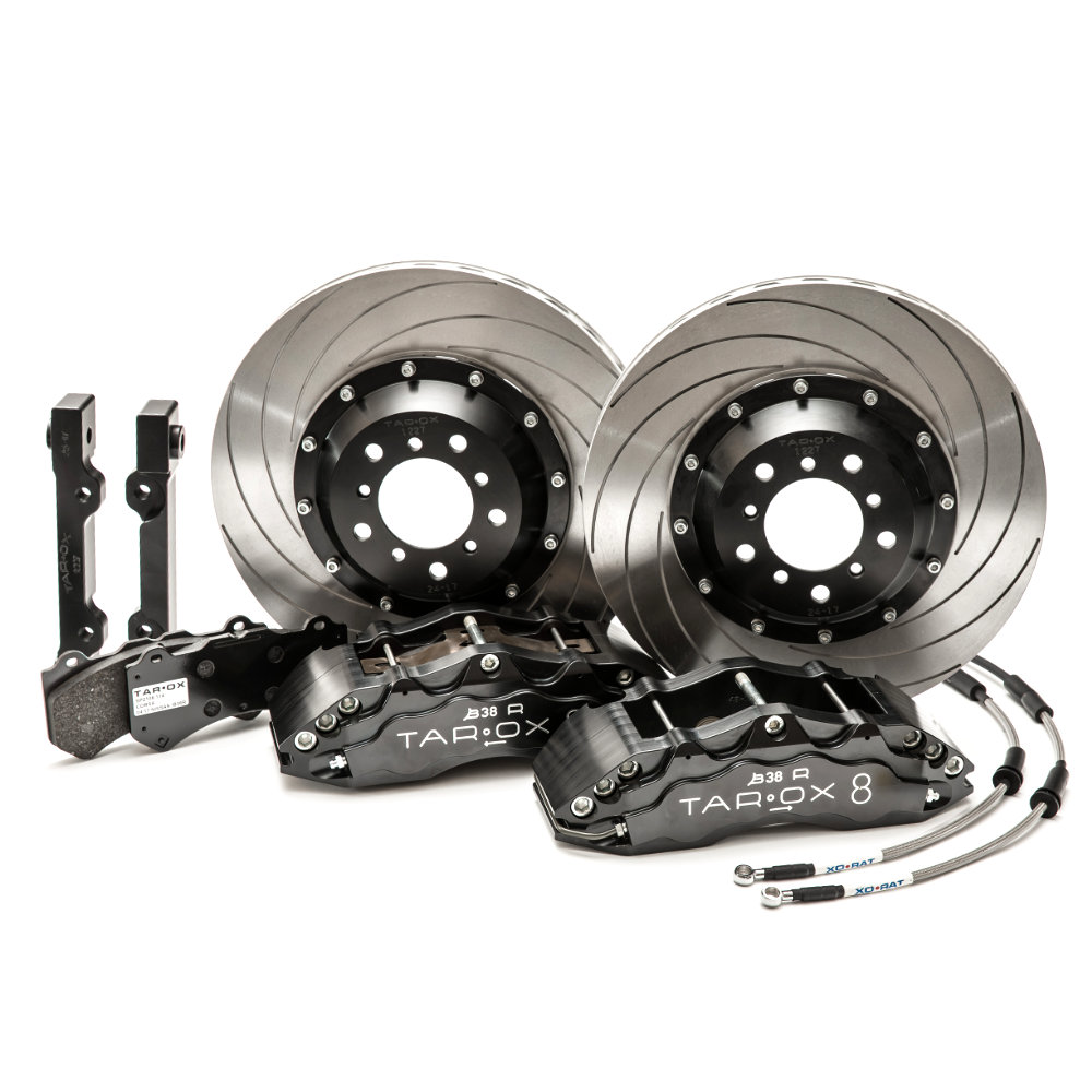 TAROX BMW M4 Big Brake Kit – Grande Sport – KMBM1227