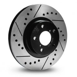 Rear TAROX Brake Discs – Audi 100 (C3) 2.2 (15″ Wheels) – Sport Japan