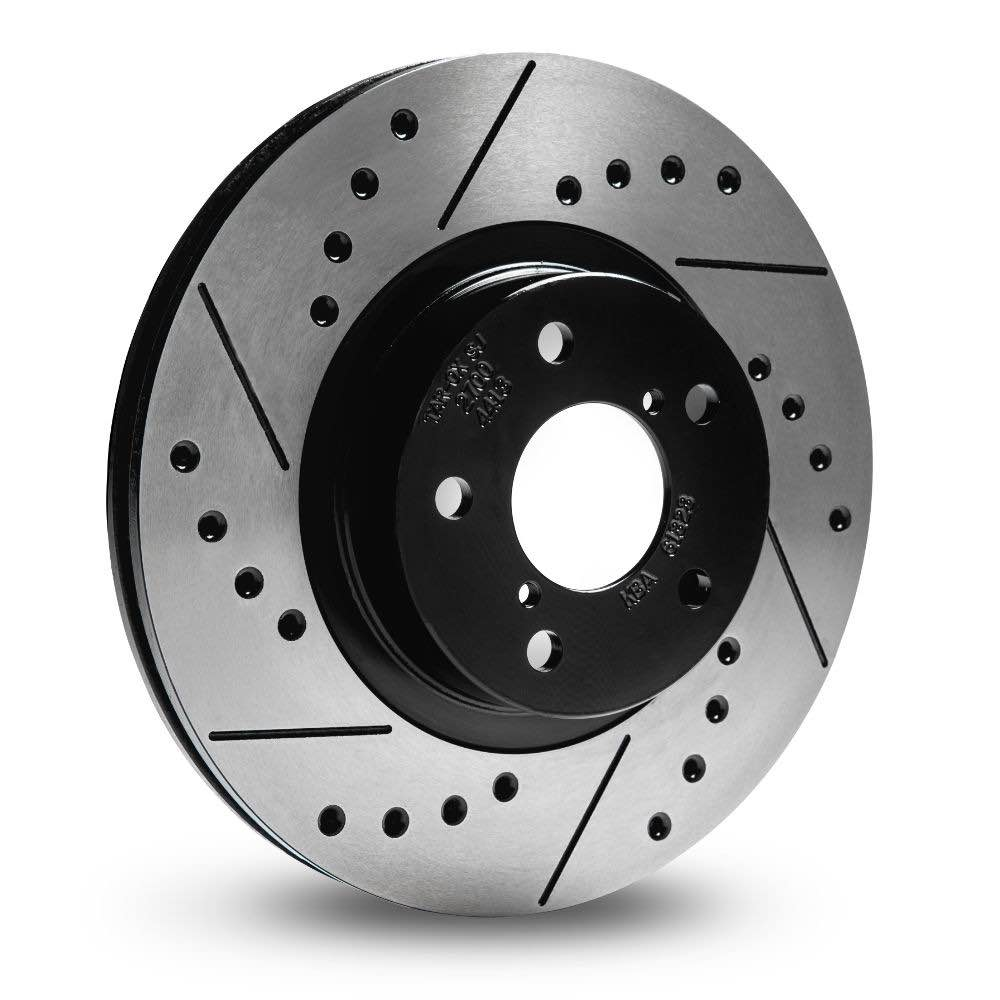 Rear TAROX Brake Discs – Citroen C3 Picasso with bearings – Sport Japan