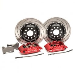 TAROX Brake Kit – Toyota Starlet (96-99) All models Incl. Turbo (EP91) – Sport – KMTO0814