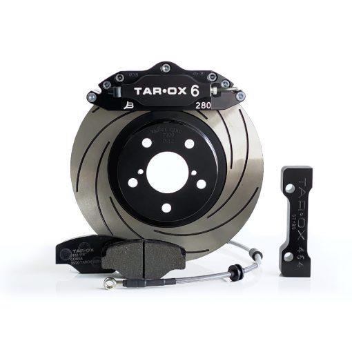 TAROX Brake Kit - Volkswagen Golf Mk7 - Sport Compact - KMVW1210