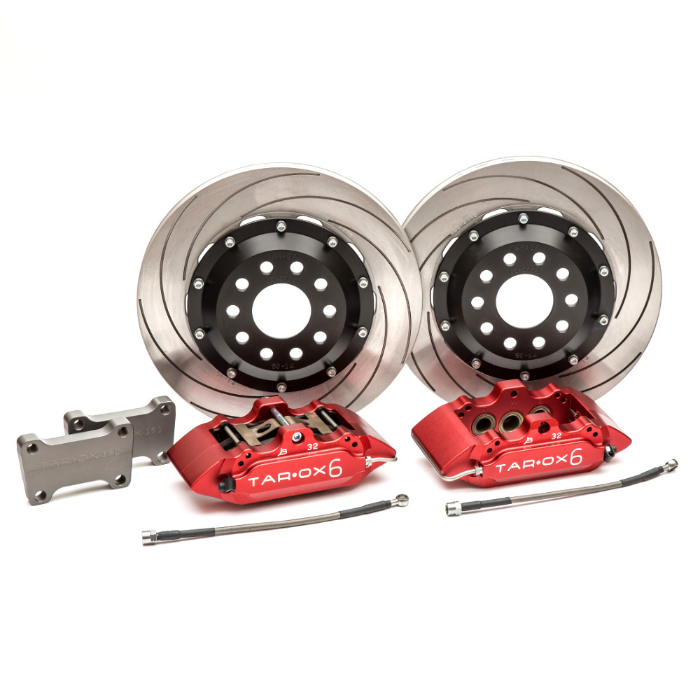 TAROX Brake Kit – Volkswagen Golf Mk5 All models excl.cars with 280mm discs – Sport – KMVW0707